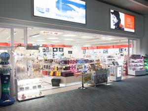 北ウィング売店(ANA側)