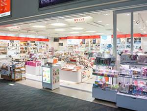 南ウィング売店(JAL側)